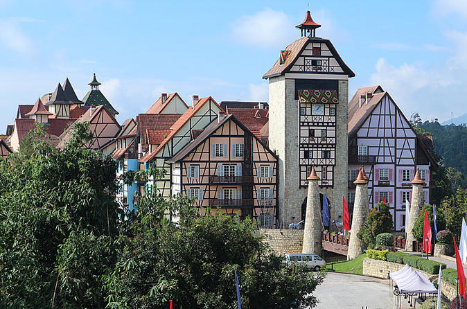 Fairly Tale Colmar Tropicale - Japanese Garden - Genting Highlands