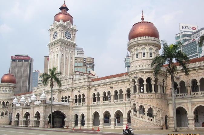 Walking Down The Memory Lane Of Kuala Lumpur & Cultural Tour