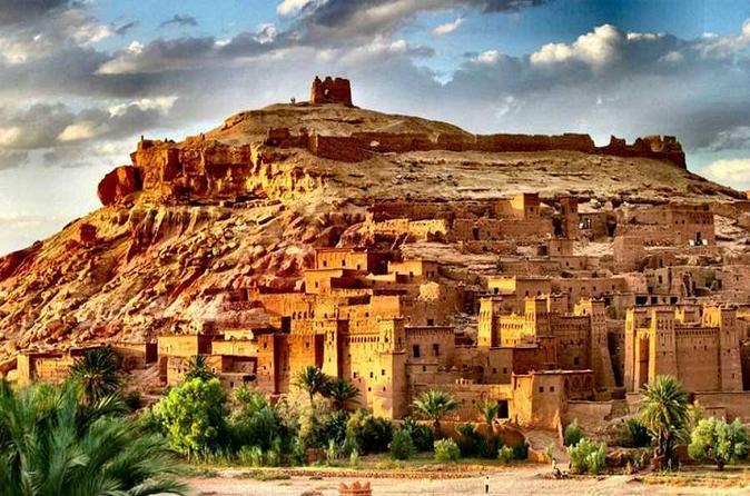 2 Day Tour To Kasbah Ait Ben Haddou, Kasbah Telouate, And Ouarzazate - Marrakesh