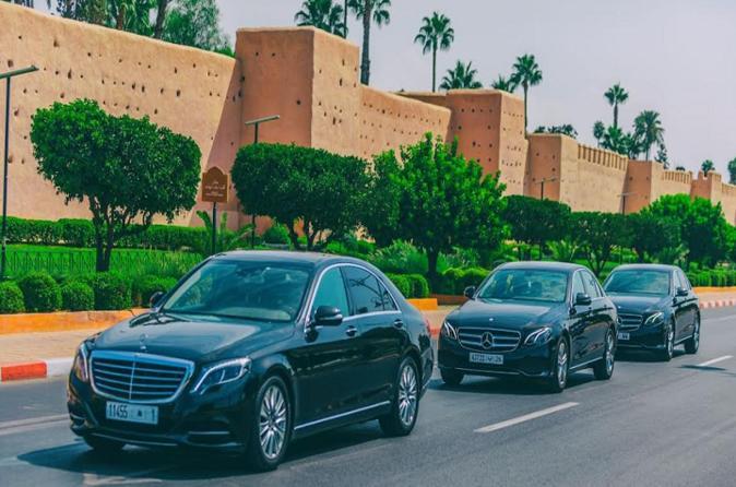 VIP Transfer From Casablanca To Marrakesh