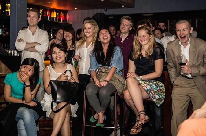 Thursday Night Standup Comedy in Shanghai
