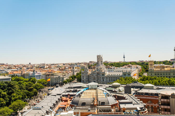 Rooftop walking tour of madrid in madrid 148671