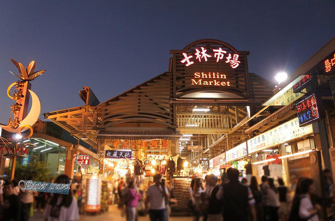 2-Hour Must-Eat Street Food in Shilin Night Market with Private Tour Guide