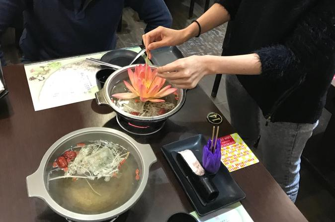3-hour Vegetarian Private Tour - Visit Songshan distric and taste lotus hot pot