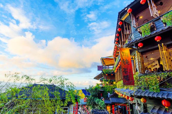 6-Hour Join tour - Jiufen Village & Shifen Town