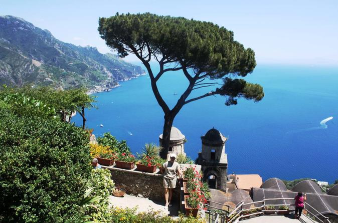 Pivate driver Naples tours of amalfi coast