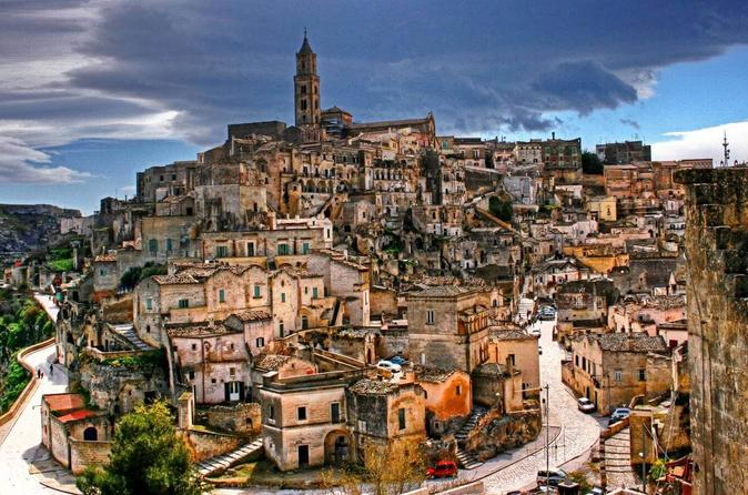 Private transfer fro Naples to Matera or viceversa luxury transfer