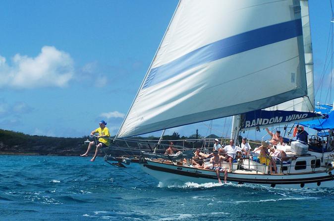 Small group day sail in st maarten in st maarten 149392