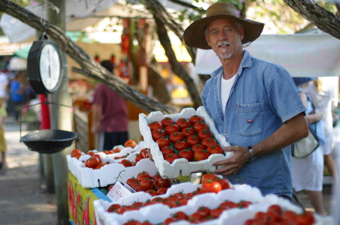 Eumundi markets round trip shuttle in sunshine coast 151588