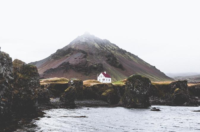 Snæfellsnes Peninsula : small group tour with local lunch