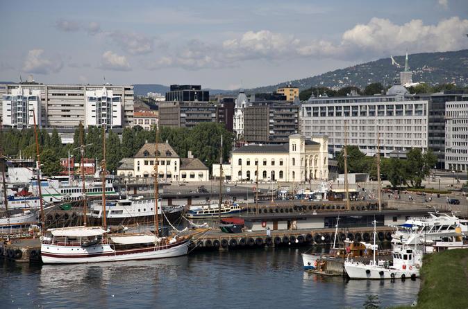 City Tour em Oslo com tudo incluso: Parque Vigeland, Museu Fram ou Museu Kon-Tiki e Museu do Navio Viking