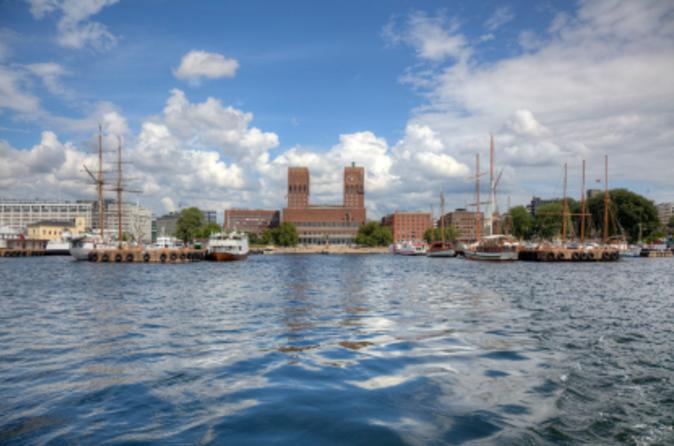 Excursão Combo em Oslo: Excursão pela Cidade e Cruzeiro no Fiorde de Oslo