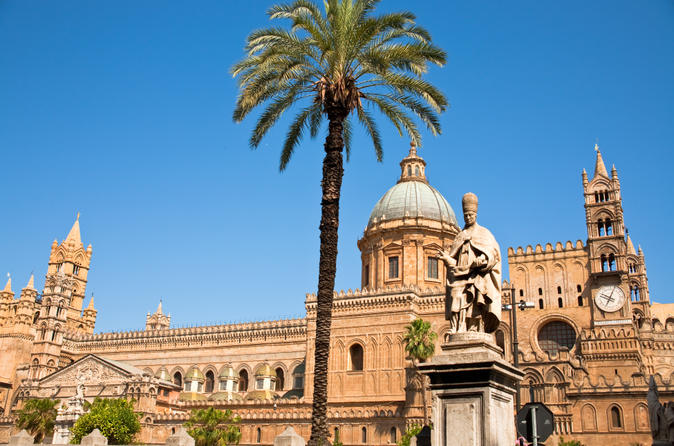 4-Night Western Sicily Tour from Palermo: Segesta, Marsala, Monreale and Corleone