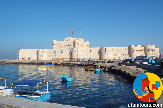 Private Over day to Alexandria from Cairo by our private van and private Guide
