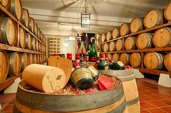 Bairrada Wines, Coimbra And Fado - Porto