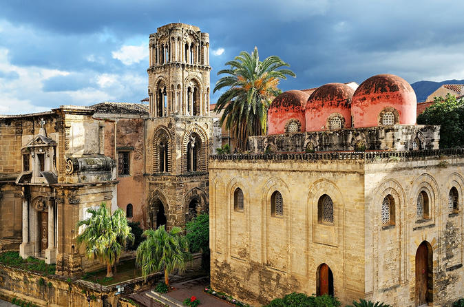 Private Multi-Day: 8 Days from East to West: Highlights of Sicily