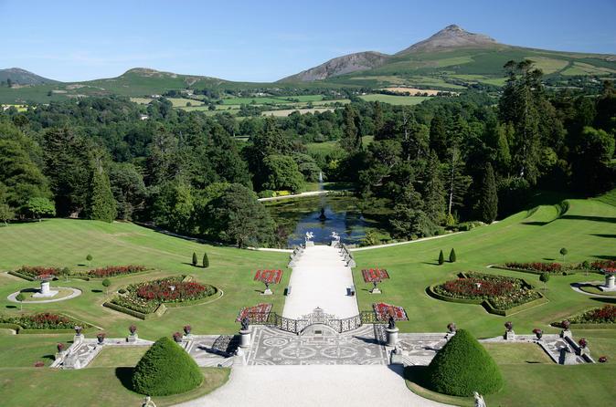 Glendalough and Powerscourt Gardens Day Tour