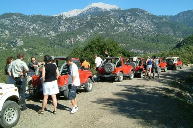 4x4 jeep tour of the bodrum peninsula from bodrum in bodrum 148393