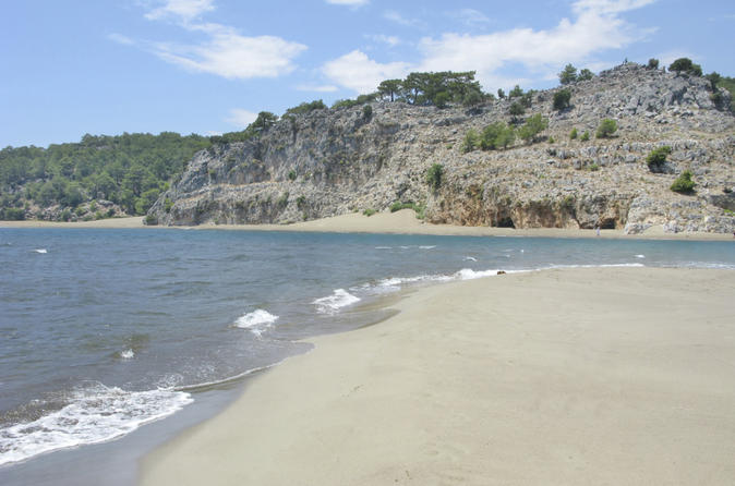 Dalyan Cruise from Marmaris: Iztuzu Beach, River Cruise and Mud Baths
