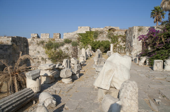 Kos island independent day trip from bodrum in bodrum 148382