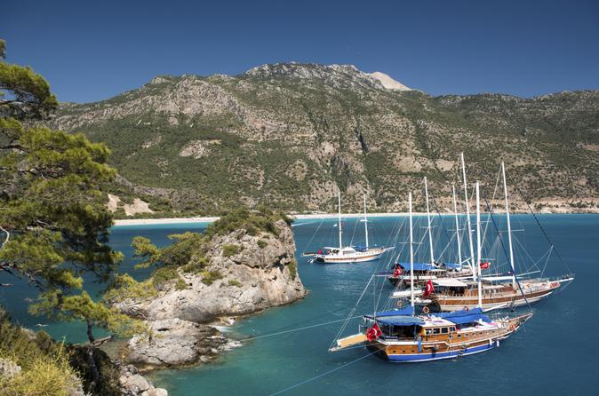 L deniz boat trip to butterfly valley and st nicholas island with in fethiye 171685
