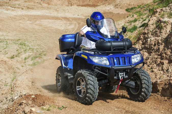 Marmaris Quad Bike Safari Experience