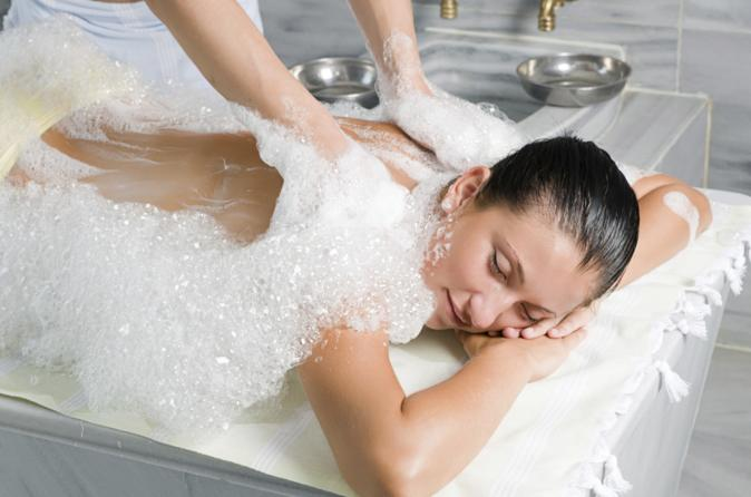 Turkish bath experience in fethiye in fethiye 171796