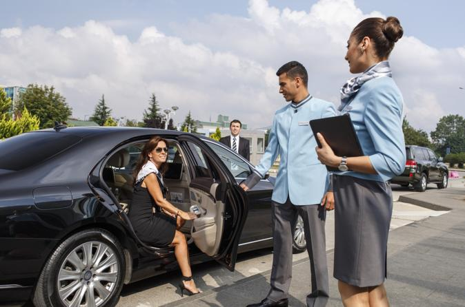 VIP Meet and Assist and  Fast Track Service at Antalya Airport