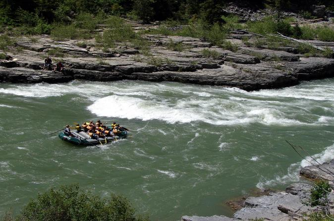 Snake river whitewater rafting trip from jackson hole in jackson hole 152925