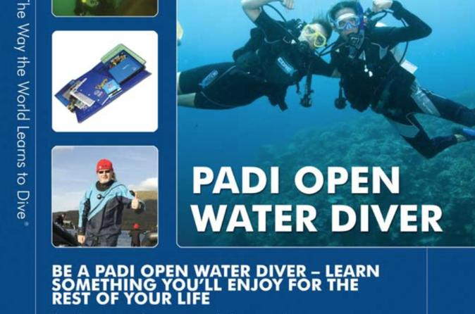 Open water diver certification in boracay fandeluxe Choice Image