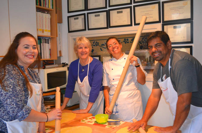 Milan Cooking Class and Market Visit