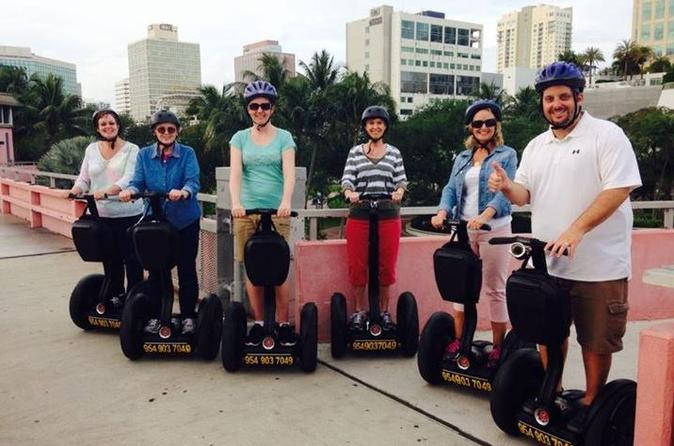 Fort lauderdale segway tour in fort lauderdale 158882