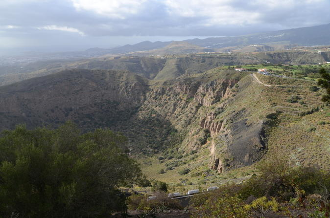 Las palmas shore excursion private volcanic caldera teror village and in gran canaria 149758