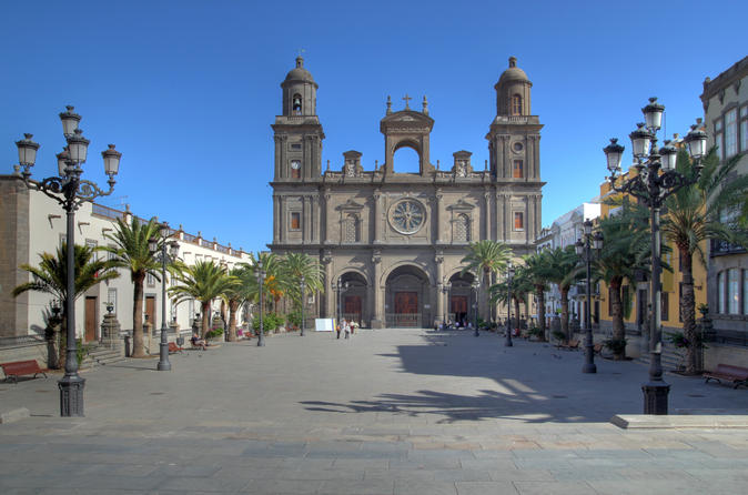 Vegueta walking tour including canarian tapas in gran canaria 149659