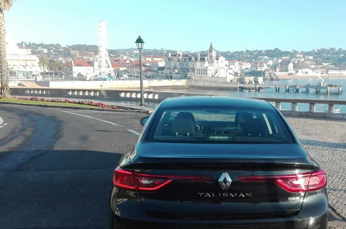 Airport Private Transfer to Estoril or Cascais or Sintra