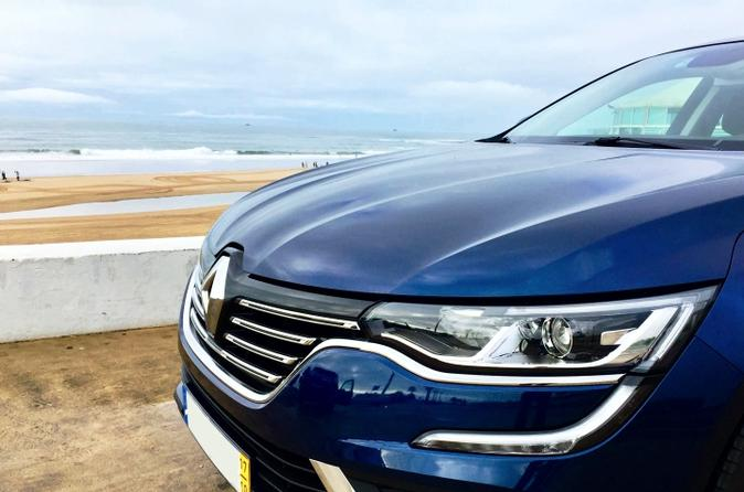 Lisbon Airport Private Transfer To Costa Da Caparica Or Almada