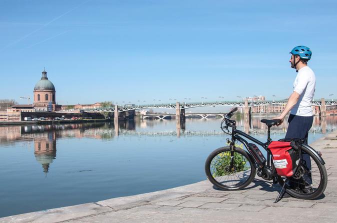 Toulouse E Bike Tour