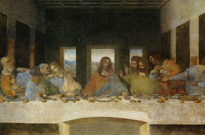 Leonardo da Vinci's 'The Last Supper' Guided Tour with Visit to the Sforza Castle