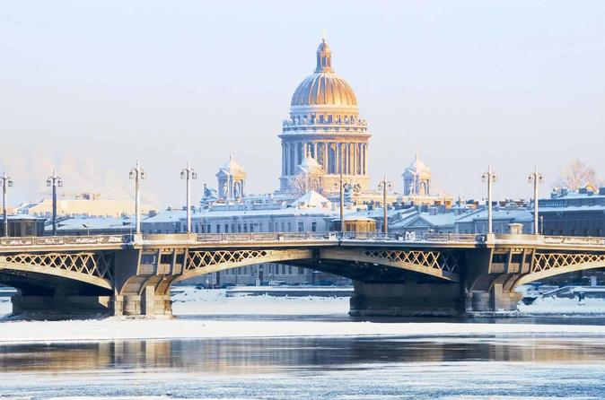 Winter Holidays in Saint Petersburg (2-Days Program)