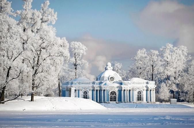 Winter Holidays in Saint Petersburg