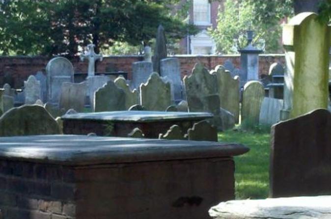 Philadelphia Cemetery and Urban History Tour