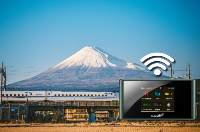 4G LTE Pocket WiFi Rental, Internet Connection in Japan - pick up at LAX
