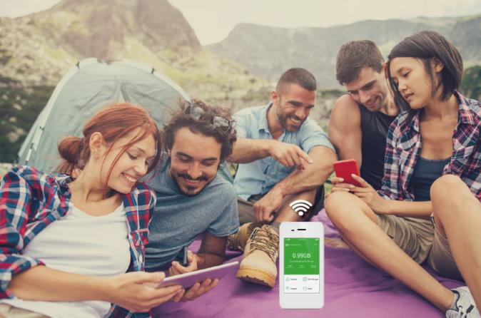 4G LTE Pocket WiFi Rental, Internet Connection in Reykjavik - pick up at LAX
