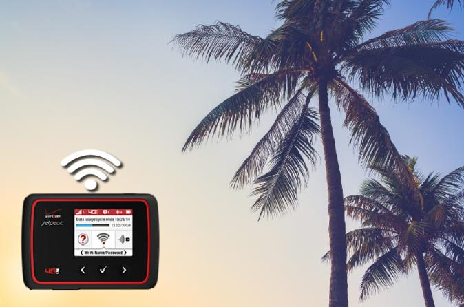 Unlimited WiFi In USA - Free delivery and return anywhere in the US