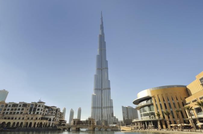 Burj Khalifa At The Top Einschlie Lich Nachmittagstee
