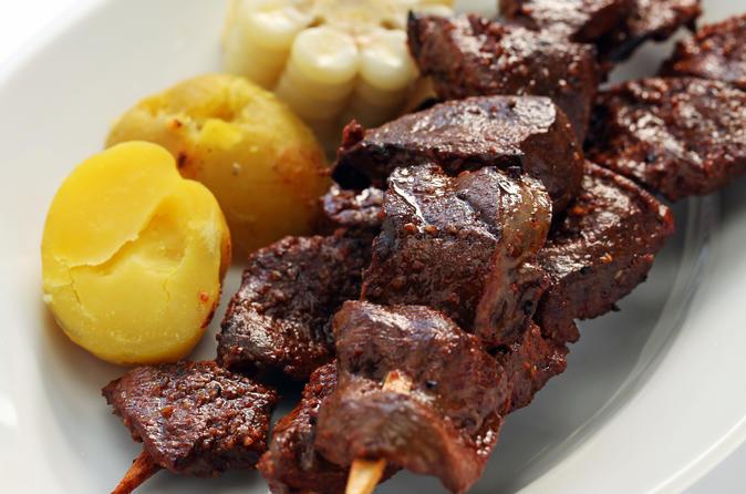 Gastronomic Tour with City Tour Lima FD