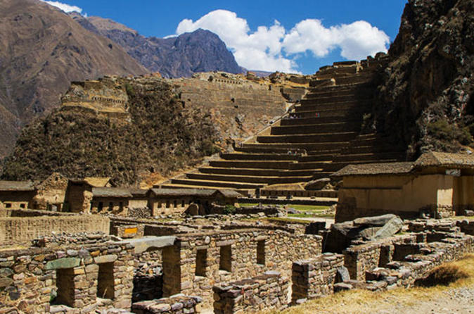 Sacred Valley Of The Inkas Full Day - Cusco
