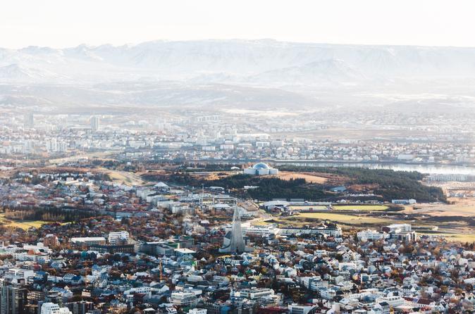 Reykjavik Helicopter Flight: Best of South Iceland Tour