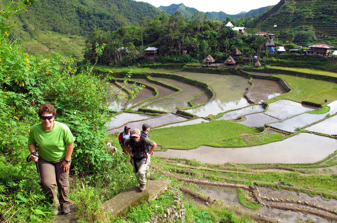 Small-Group Weekend Hiking Tour to Banaue-Ifugao from Manila