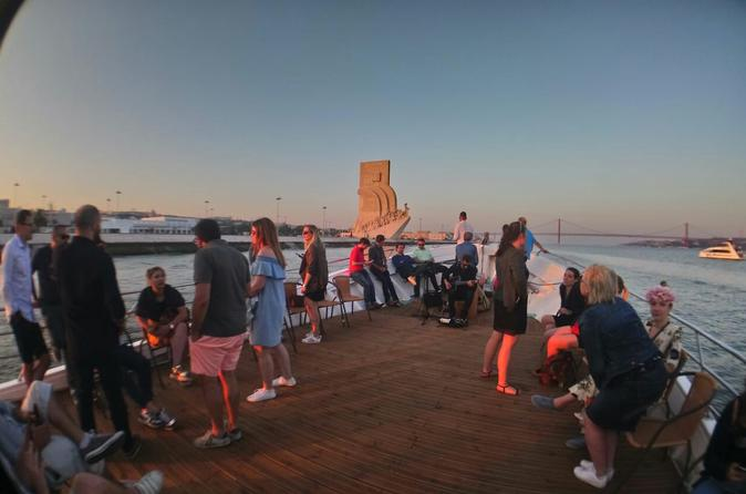 SUNSET CRUISE WITH LIVE MUSIC - DINNER OPTIONAL